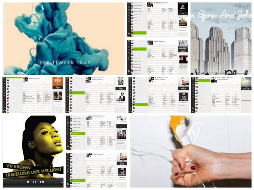 Imagina 365 días de música 'distinta'